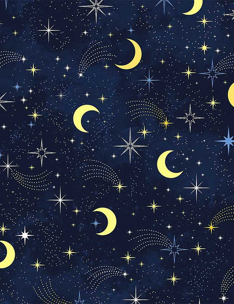 I Love You to the Moon, Moons & Stars