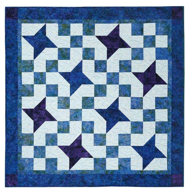 A Star Is Born Pattern Card