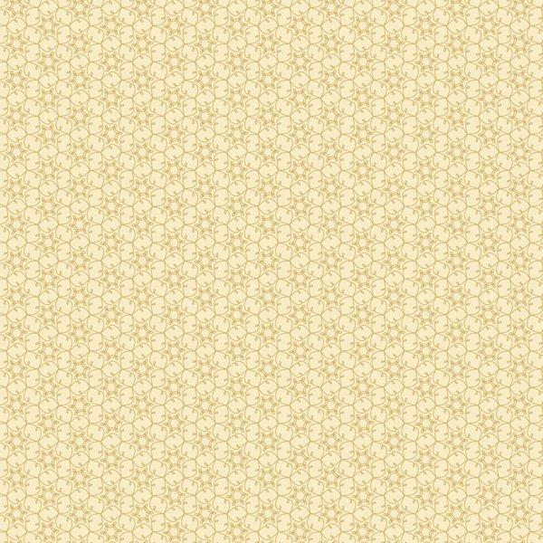 Starry Grid, Cream