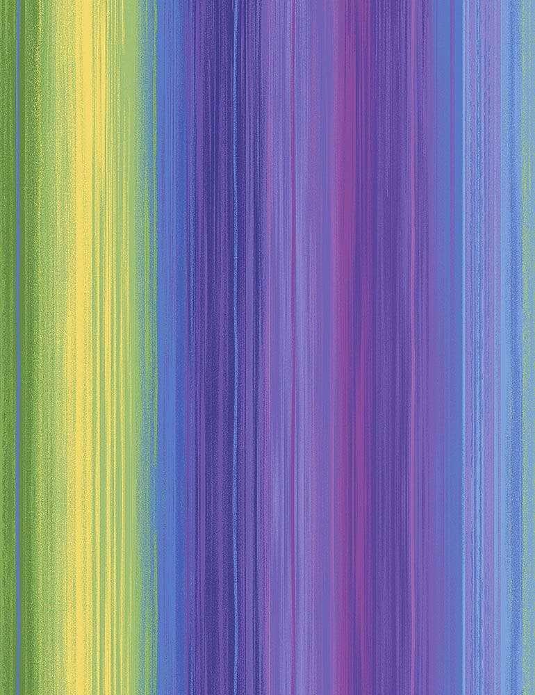 Pansy Multi  Stripe