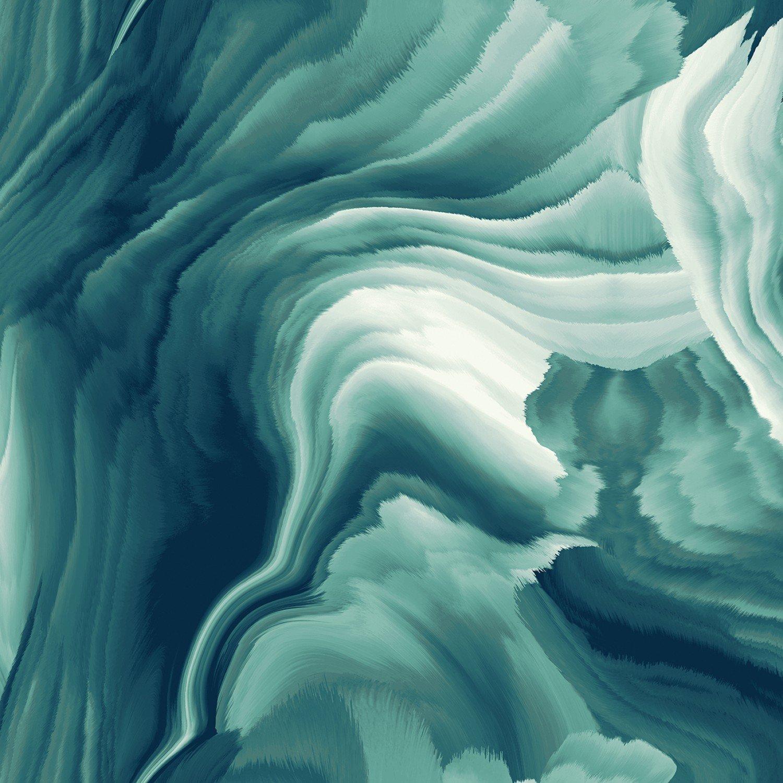 Glacier, Teal