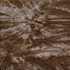 Tie-Dye Charred Wood