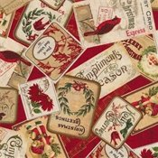 Tossed Postcards - Postcard Holiday