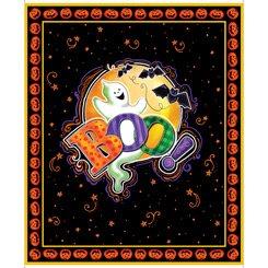 36 Boo Panel, QT Fabrics