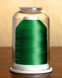 Hemingworth 1000m PolySelect Thread Christmas Green 1109