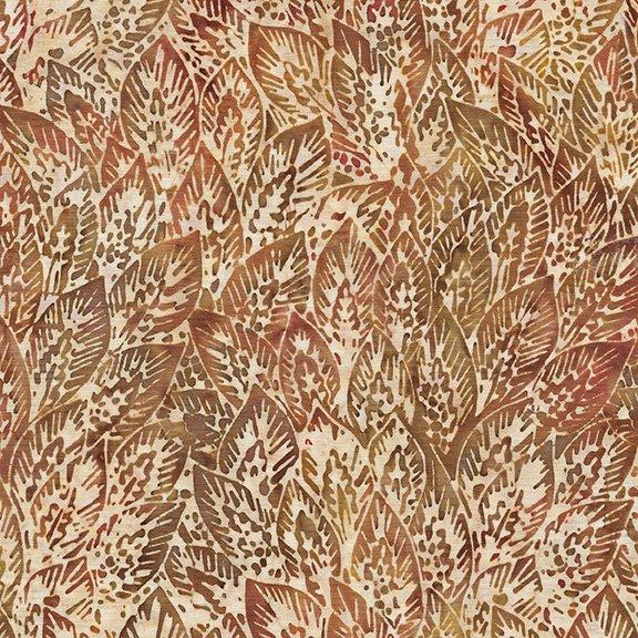 Lg Wheat Leaves - Cinnamon