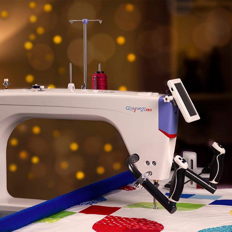 Q'nique 21 Pro Sewing Head