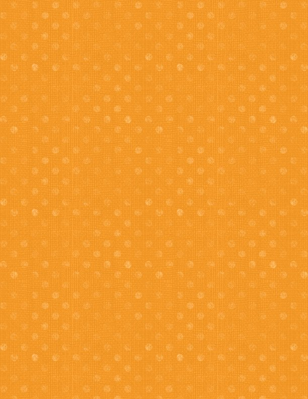 Dotsy Orange