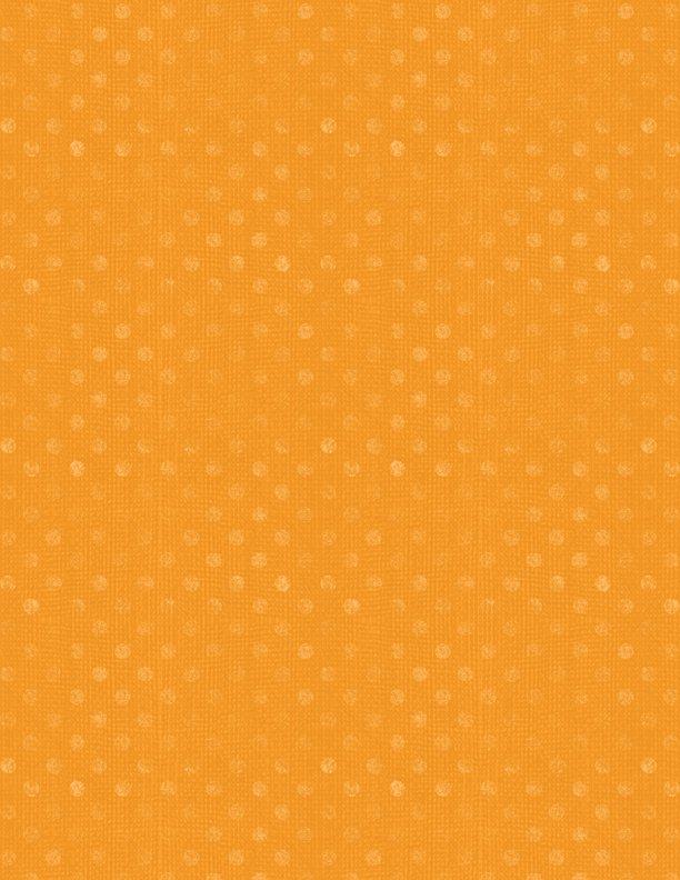 Dotsy Orange