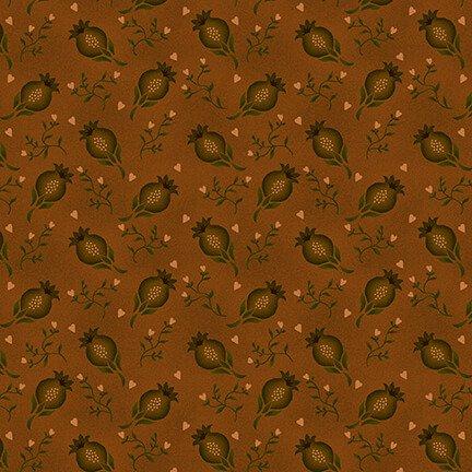 9127-30 Orange Pomegranate Sprays