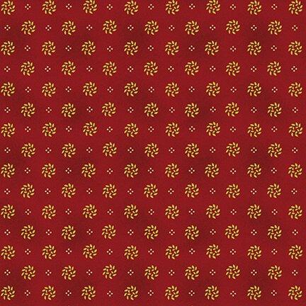 Red Laurel Wreaths