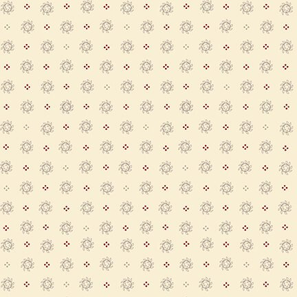 Cream Laurel Wreaths Neutral