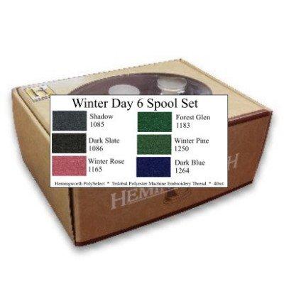 Hemingworth Winter Day Thread Set