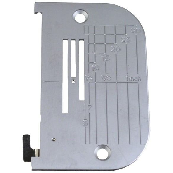 Juki TL Needle Plate (Thin Fabric)