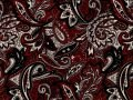 Perfectly Paisley - Red