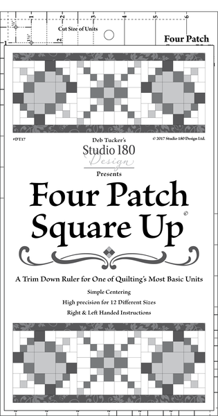 FOUR PATCH SQUARE UP