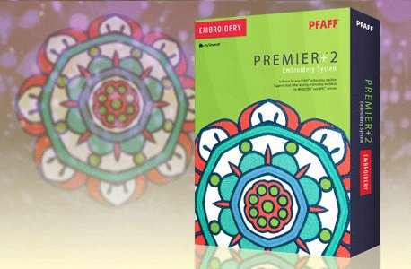 Premier Plus 2 Embroidery