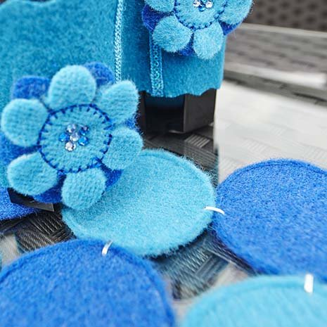 Emb 479 Embroidery Felting