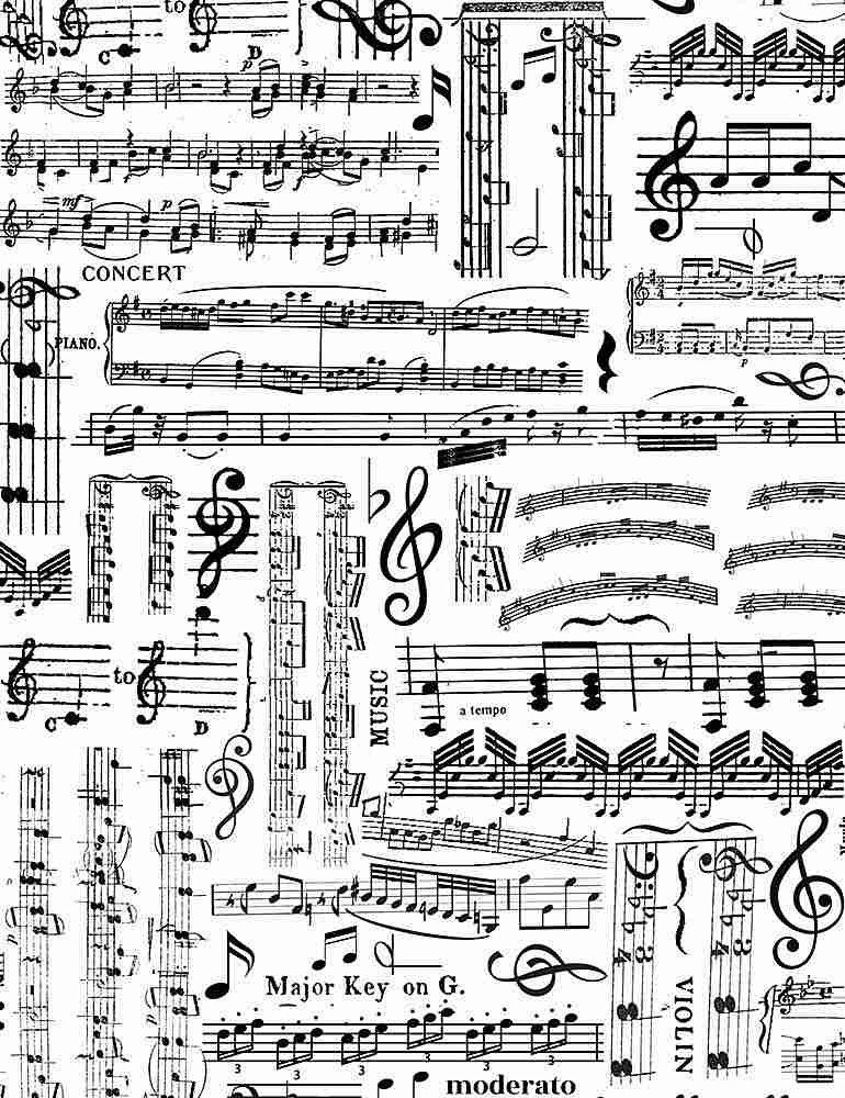 Music-C7584 White
