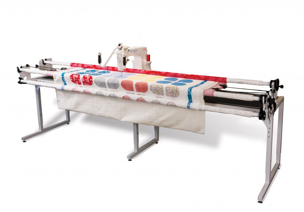grandquilter machine arm quilting machines pfaff quilt long