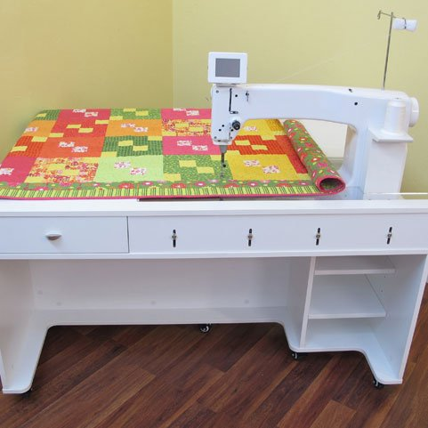 Arrow Quilty White