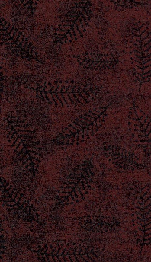 Flannel 110 Wide x 3 yards RI-9026-8 Wine