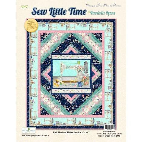Sew Little Time kit blue