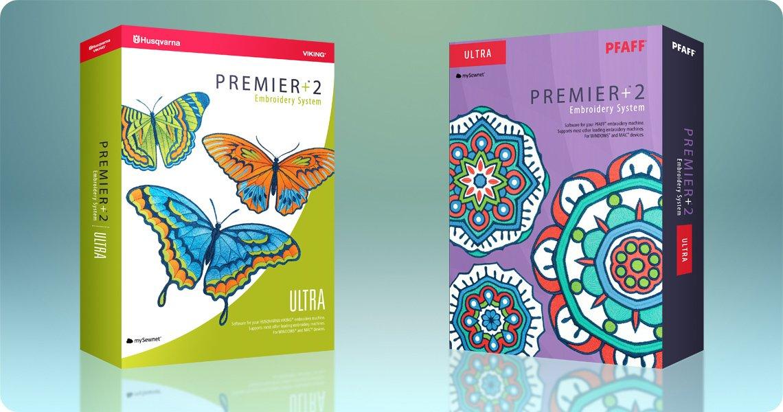 Premier + 2  Ultra software