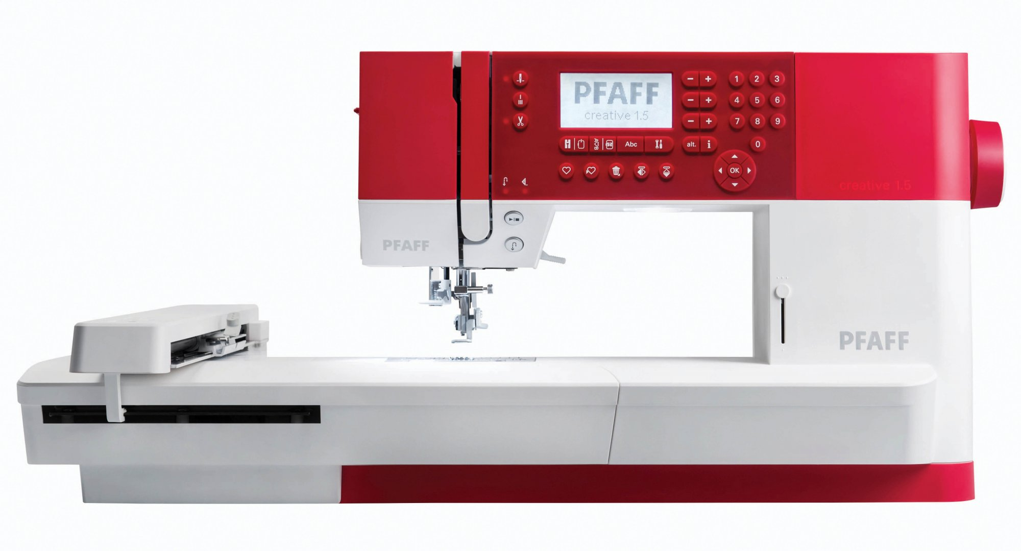 Pfaff Creative 1.5 Embroidery