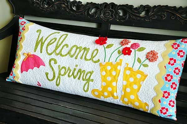 Welcome Spring April Kit
