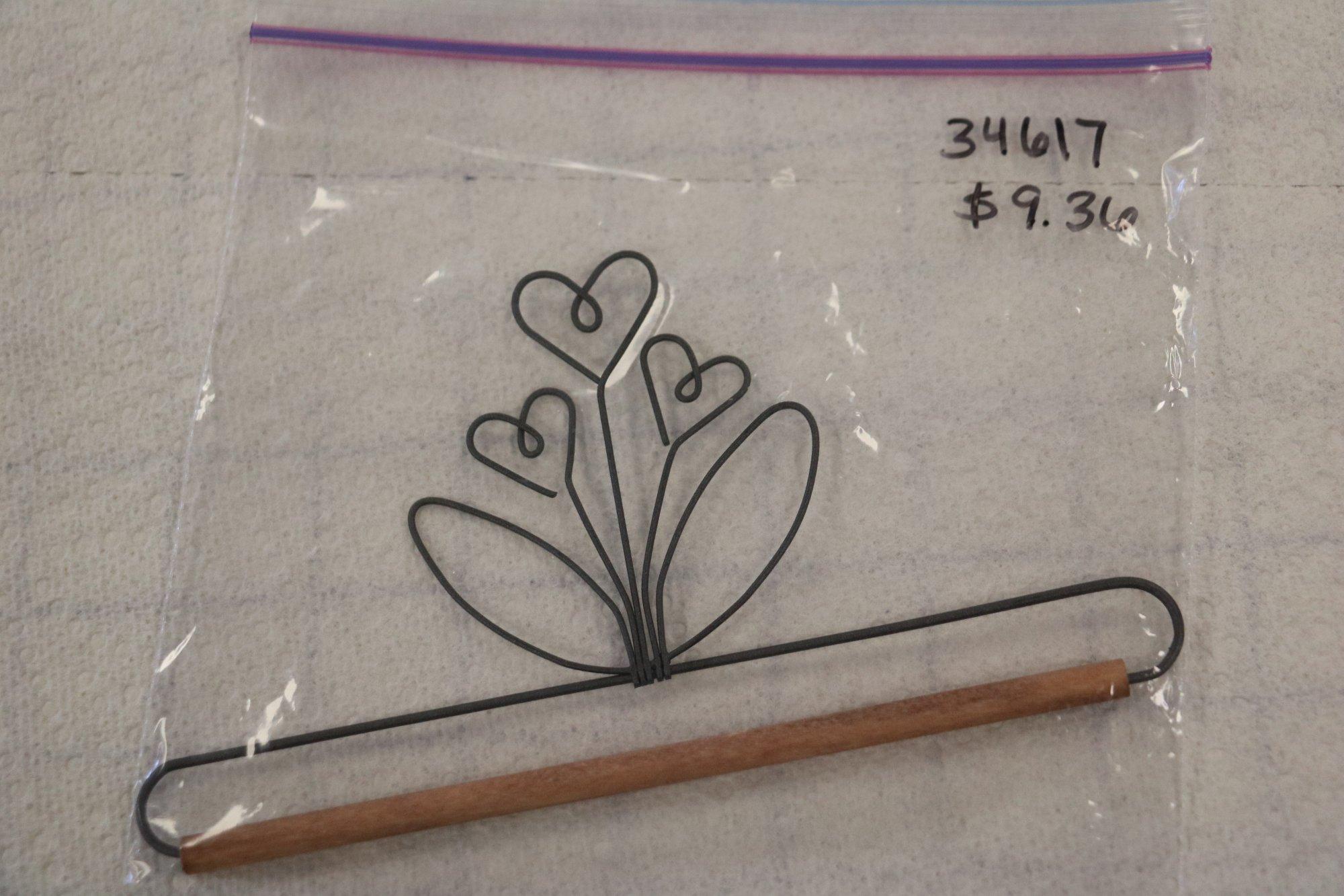 34617 flower  hanger