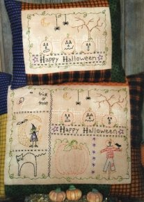 Halloween Pillows #15