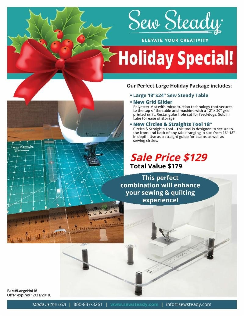 Large Holiday Package