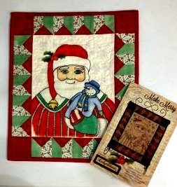 MAKE MERRY PATTERN & FABRIC KIT