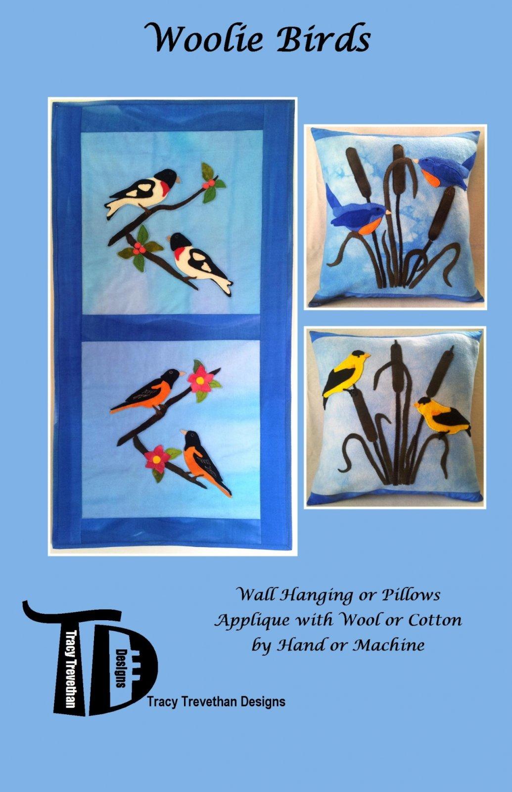 TT135 WOOLIE BIRDS