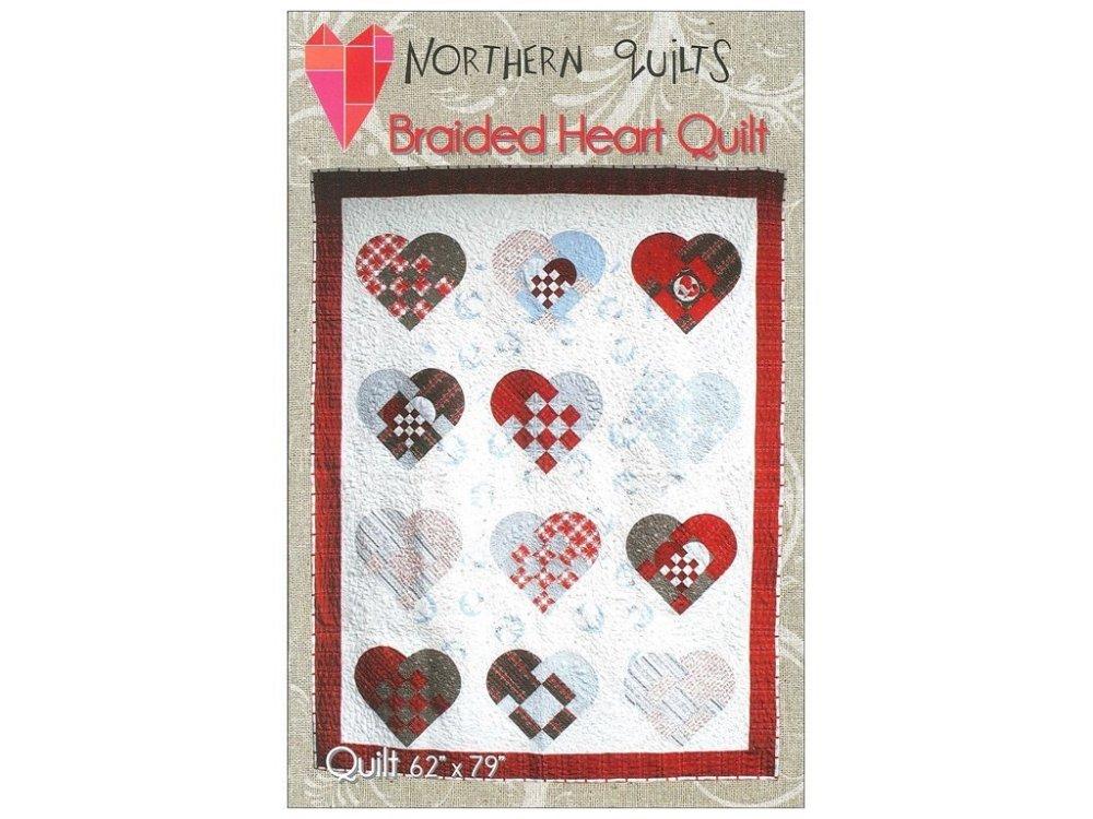 Braided Heart Quilt