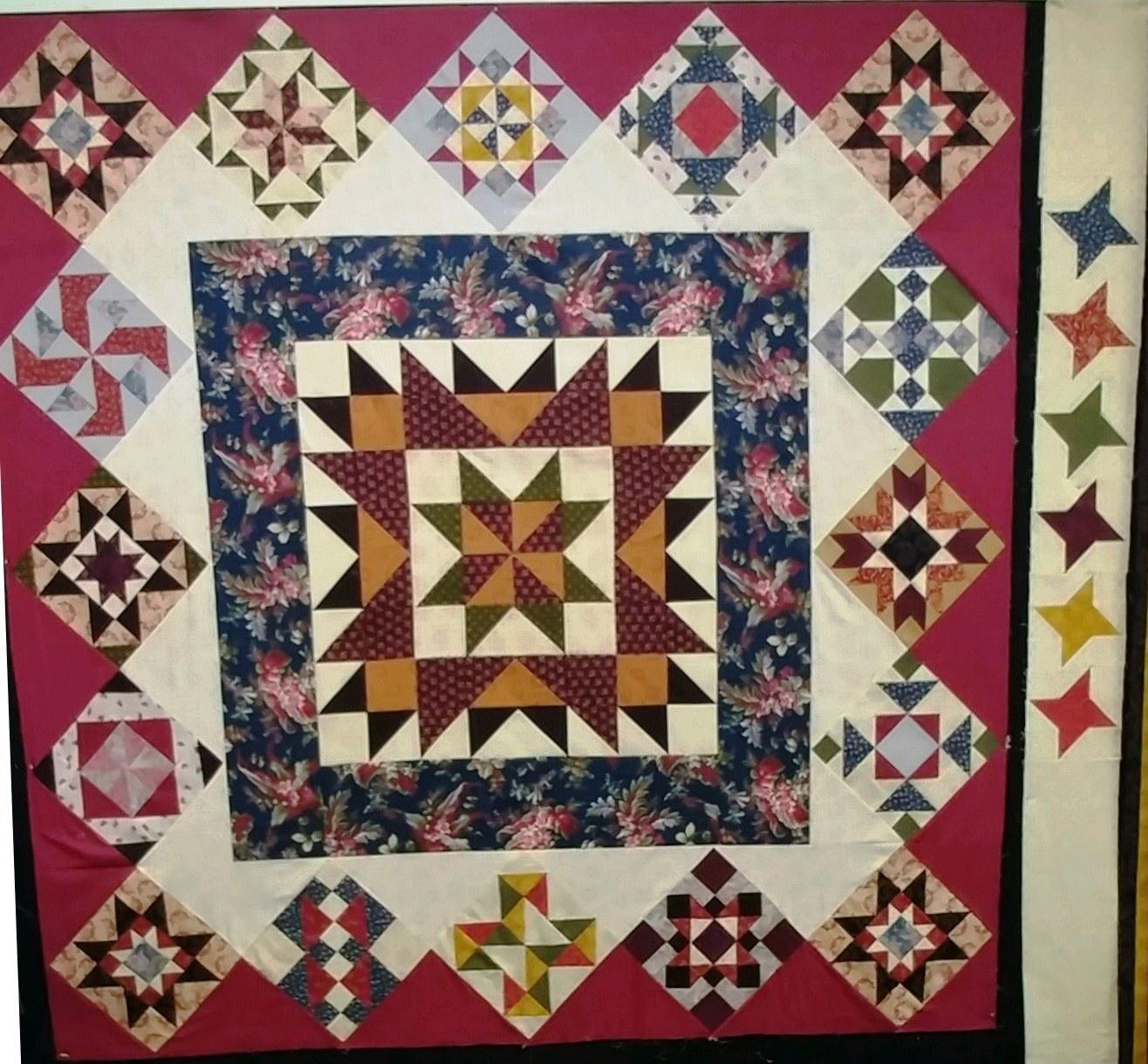 First Ladies BOM : first ladies quilt - Adamdwight.com