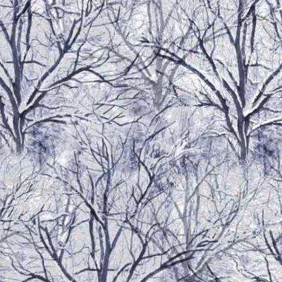 Bare Trees C7834-Multi