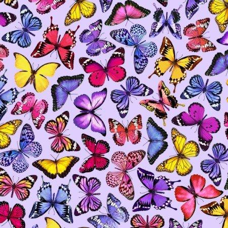 MIxed Butterflies 7574-Multi
