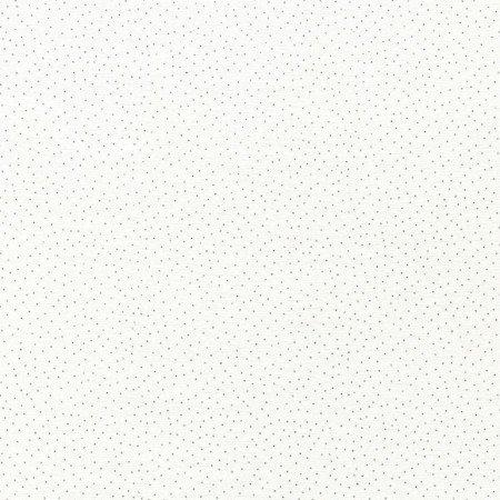 Metallic Dots 9528-White