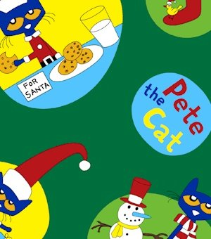 Pete the Cat 9864-0114
