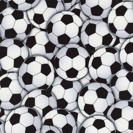 Packed Soccerballs 4820-White
