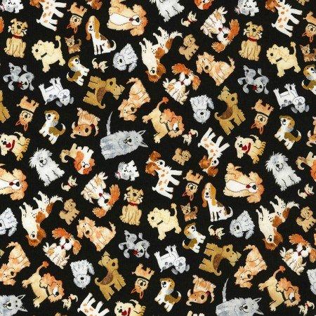 Mini Dogs 5488-Black
