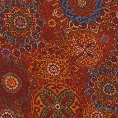 Carpet C6904-Sangria