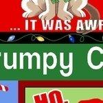 Grumpy Cat Christmas 9861-0114
