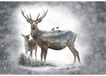 Call of the Wild Deer Panel