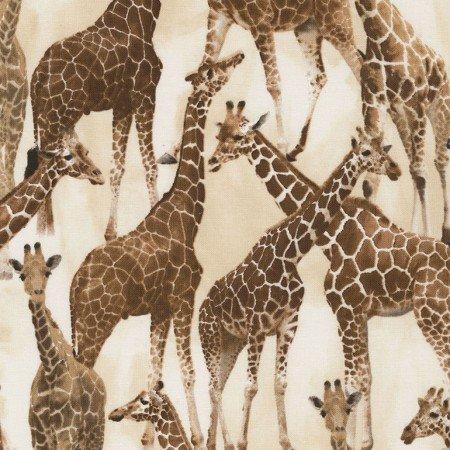 Giraffe 6582-Tan