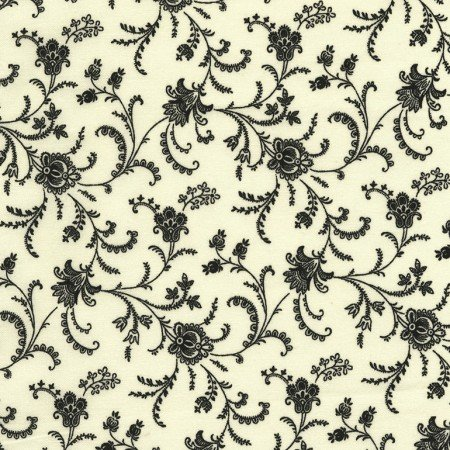 108 Wide Viney Floral C4783-Cameo