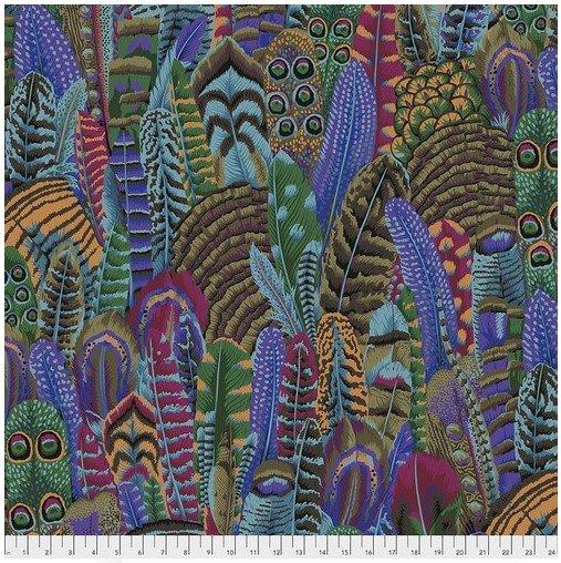 Kaffe Fassett Feathers - Autumn