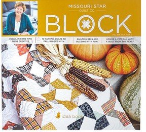 Missouri Star Block Fall 2019 Vol. 6 Issue 5